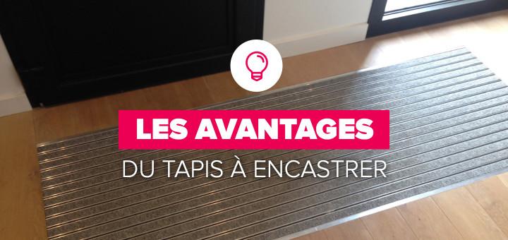 les avantages du tapis encastrer tapis d 39 entr e. Black Bedroom Furniture Sets. Home Design Ideas